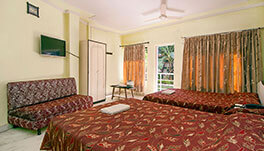 Hotel Dolphin, Digha- Four Bed Room