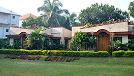 Hotel Dolphin, Digha- cottage-1