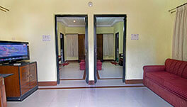Hotel Dolphin, Digha- cottage