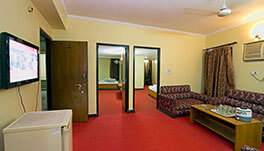Hotel Dolphin, Digha- Suite Room
