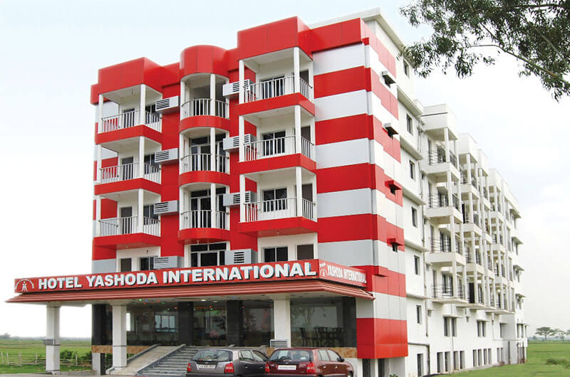 The Hotel Yashoda International, Tarapith