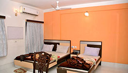 Hotel Dolphin, Digha- Deluxe Triple