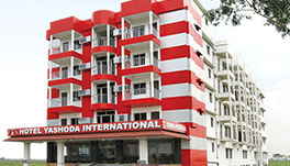 Hotel Dolphin, Digha- Main Building